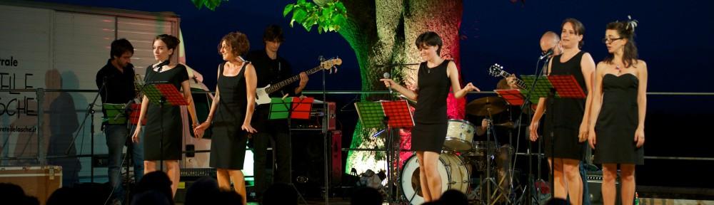 """Bretelle Lasche - """"Viva l'Italia"""" - Belluno 2011-07-12"""