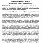 Corriere delle Alpi, 14 dicembre 2003