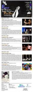 """Festival Nazionale di Teatro Amatoriale Ponte nelle Alpi """"P. Dego"""" 2015"""